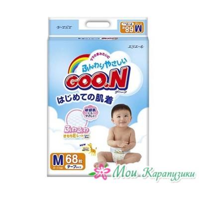 GooN М (6-11кг) 64шт.