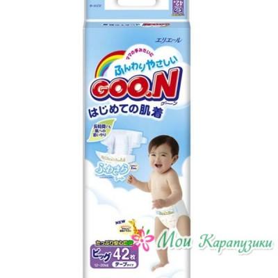 GooN XL (12-20кг) 42шт.