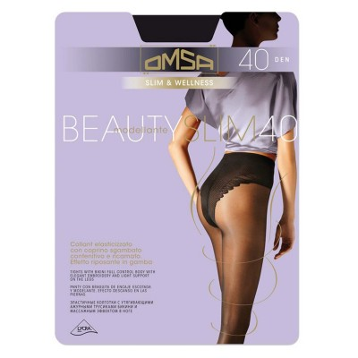 Колготки Omsa Beauty Slim 40