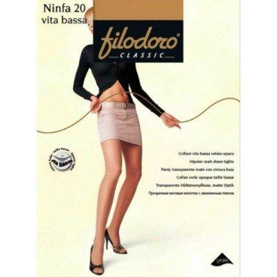 Колготки NINFA 20 VitaBassa Filodoro Classic