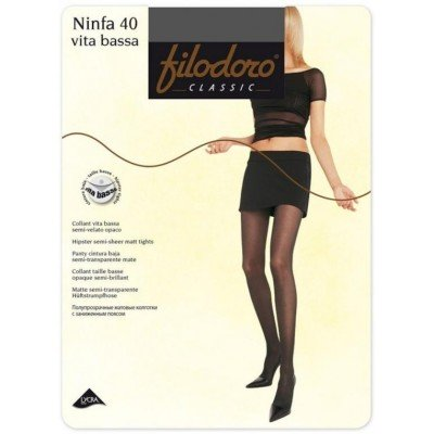 Колготки NINFA 40 VitaBassa Filodoro Classic