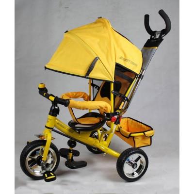 Велосипед Street Trike A22B (Желтый)