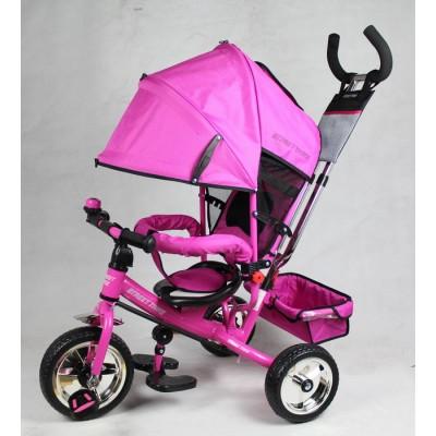 Велосипед Street Trike A22B (Розовый)