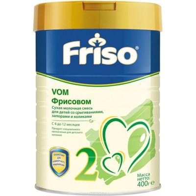 Фрисовом 2 - спец. мол. смесь, с пребиотиками, 6-12 мес., 400/24