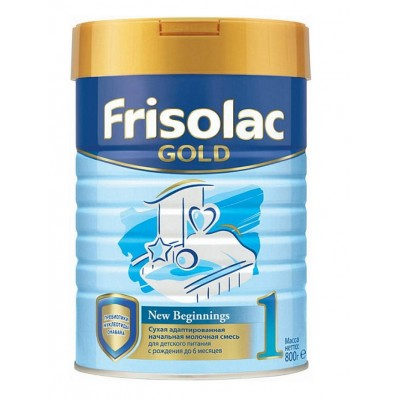Фрисолак Голд 1 - мол. смесь, 0-6 мес., 800