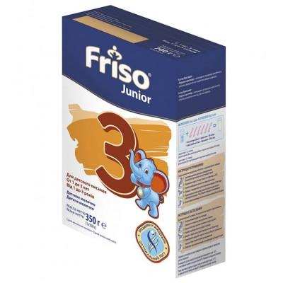 Молочная смесь Frisolac 3 с рождения 350 гр