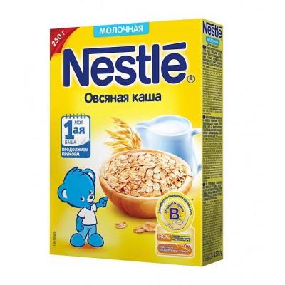 Каша молочная Nestle овсяная с 5 мес. 250 гр