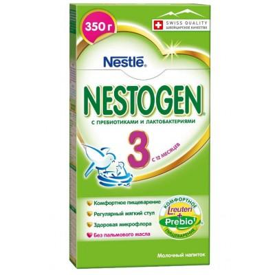 Заменитель молока Нестожен 3  Prebio с 12 мес, 350 гр