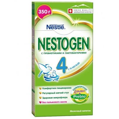 Заменитель молока Нестожен 4 Prebio с 18 мес, 350 гр