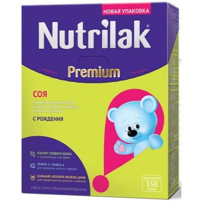 Nutrilak Premium Соя