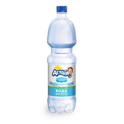 """Вода для детей """"Агуша"""" 1.5 л  (упак 6шт)"""