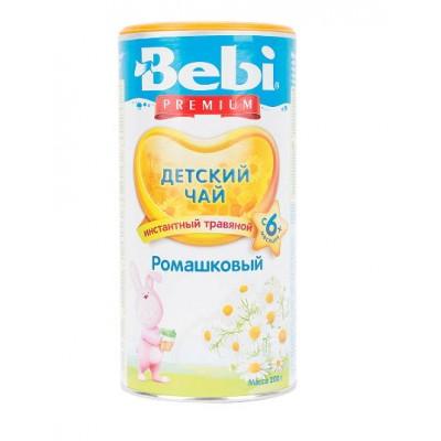 Детский чай Bebi premium Ромашковый с 4 мес