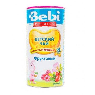 Чай Bebi Premium фруктовый, 200 гр
