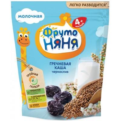 Каша ФрутоНяня молочная гречневая с черносливом с 4 мес 200 гр