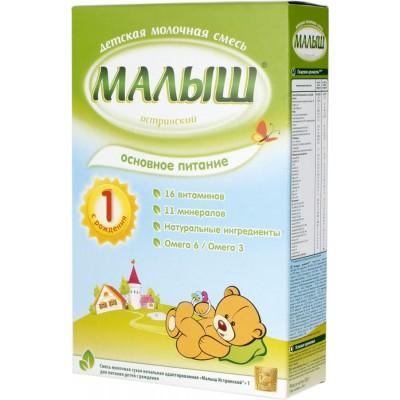 Молочная смесь Малыш Истринский 1 с рождения 350 гр