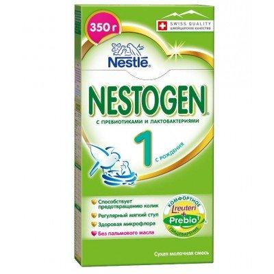 Заменитель молока Нестожен 1 Prebio, 0-6 мес, 350 гр