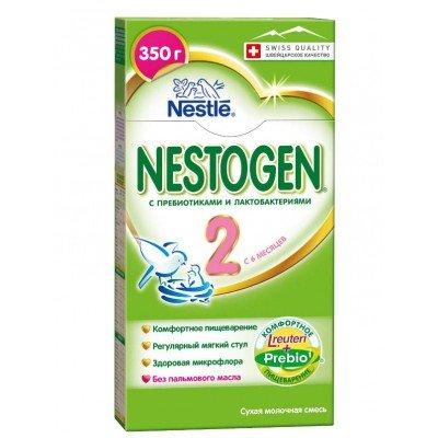 Заменитель молока Нестожен 2 Prebio с 6 мес, 350 гр