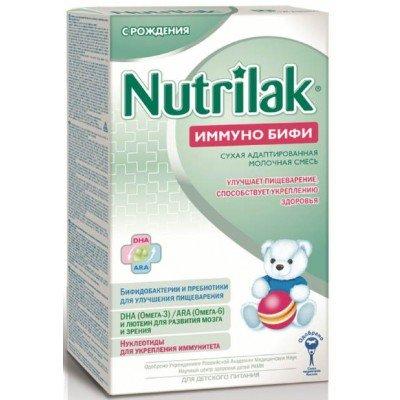 Молочная смесь Иммуно Бифи Нутрилак (Nutrilak) 350 гр