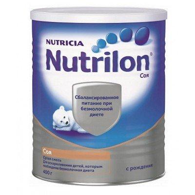 Сухая молочная смесь Нутрилон Соя 400 гр (24)