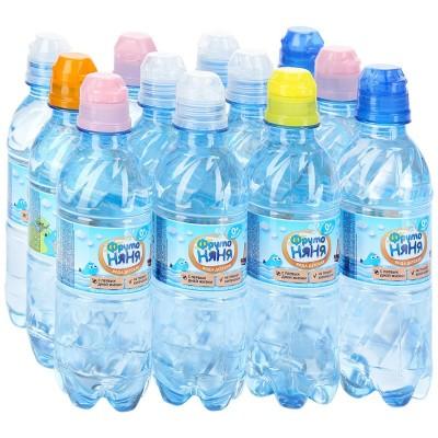 Детская вода Фрутоняня 0,33 л (упак 12шт)