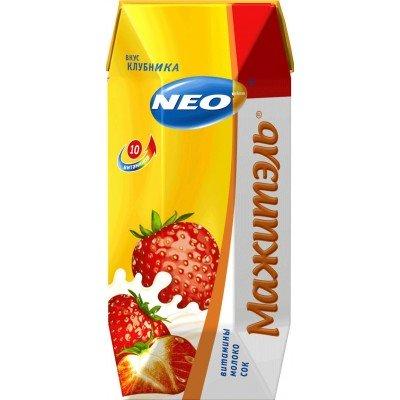 Коктейль Мажитель клубника 0,05% 250 гр
